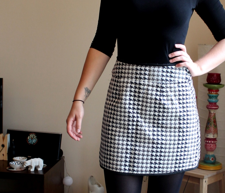 skirt front small