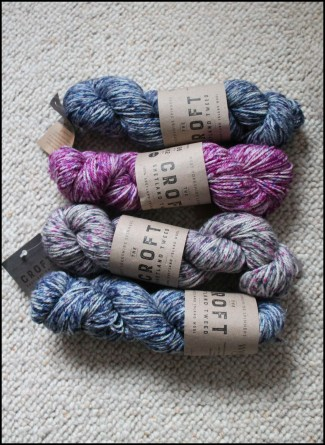 the croft yarn