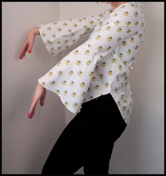 bee shirt three
