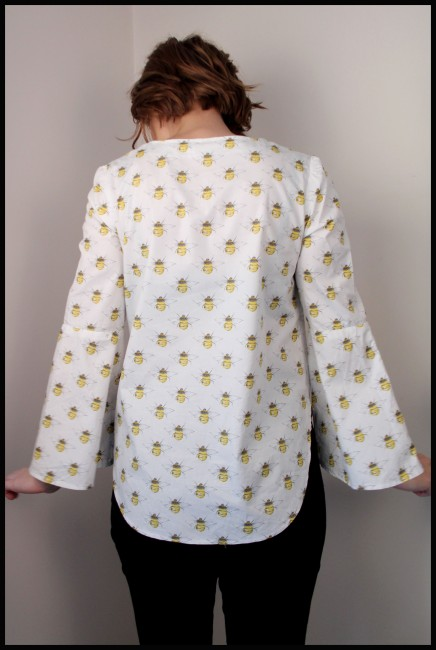 bee shirt two