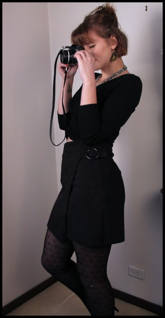 skirt one side